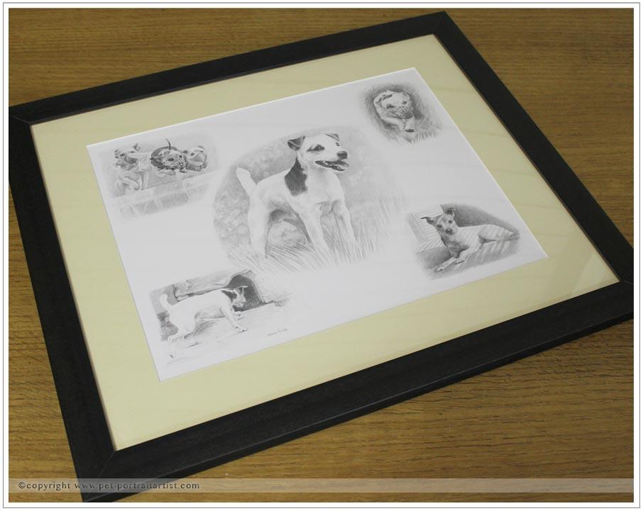 pencil-montage-framed-1