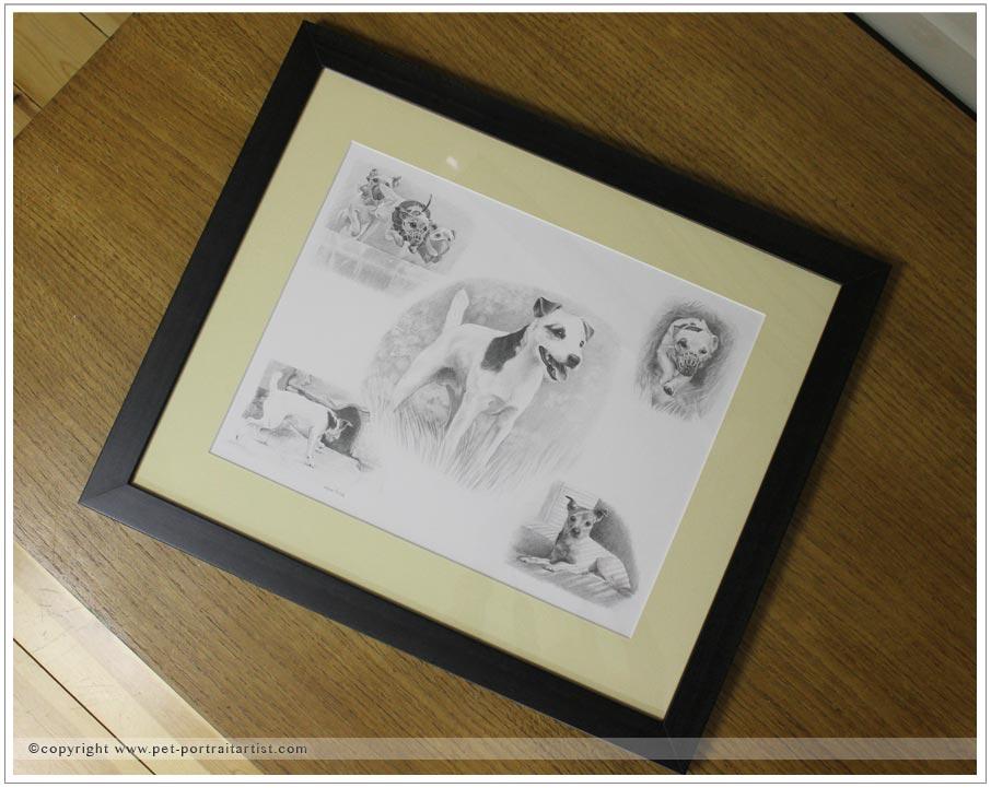 pencil-montage-framed-2