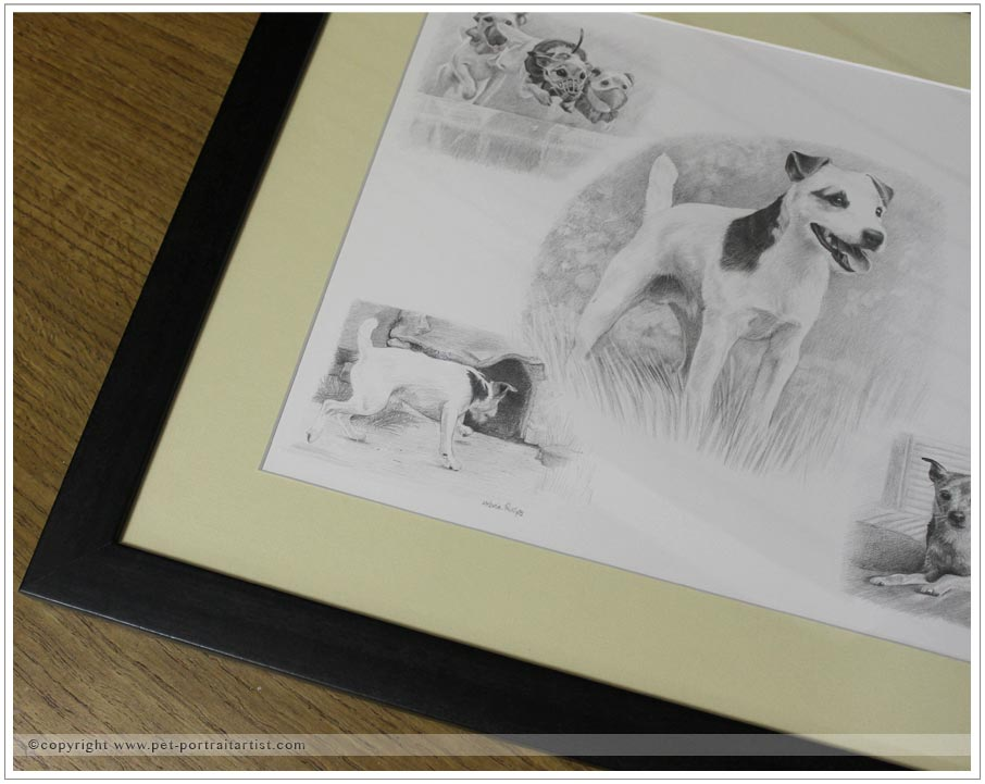 pencil-montage-framed-3