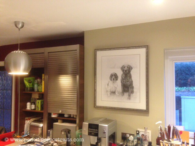 Happy Clients Stanley and Jarvis in Situ