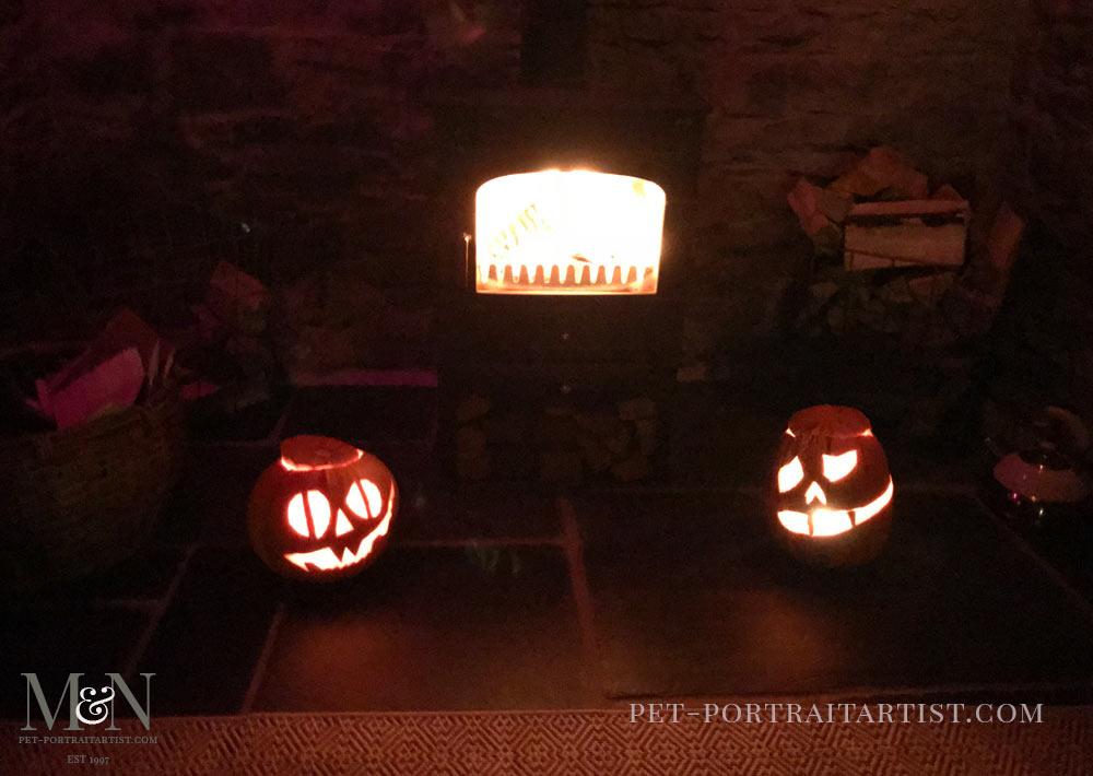 Pet Portraits Halloween!