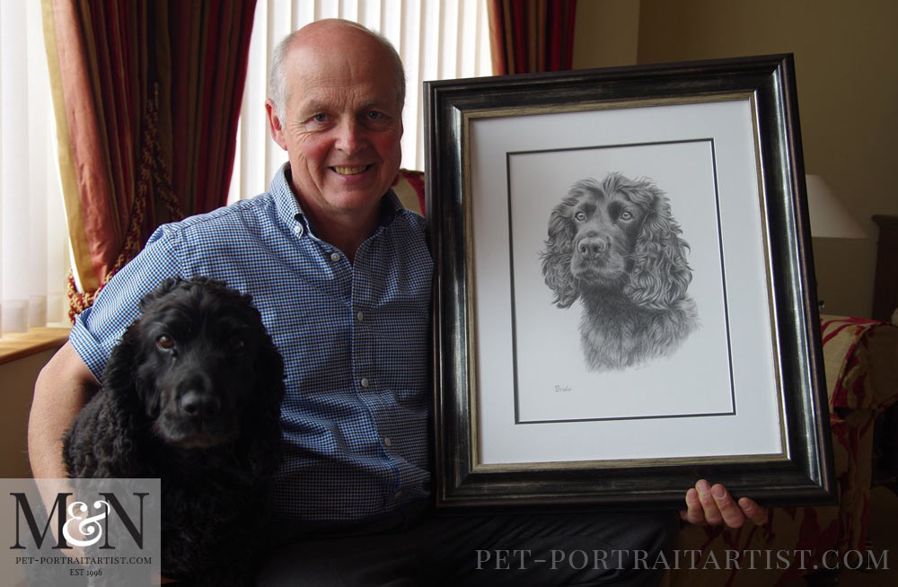 Spaniel Pet Portraits
