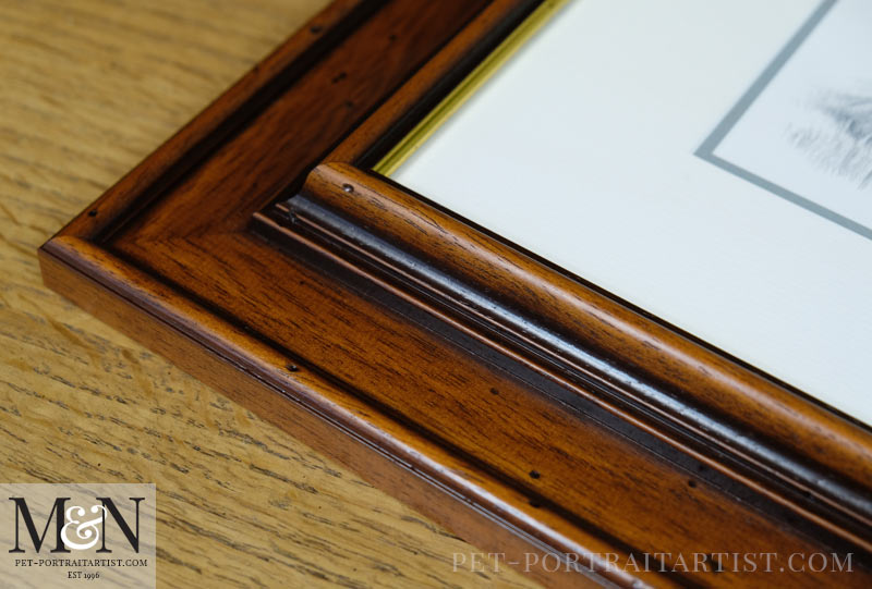 Framed Detail