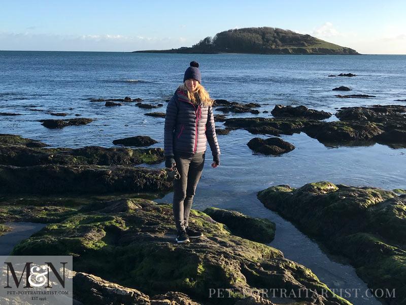 Melanie's February News Melanie In Looe, Cornwall