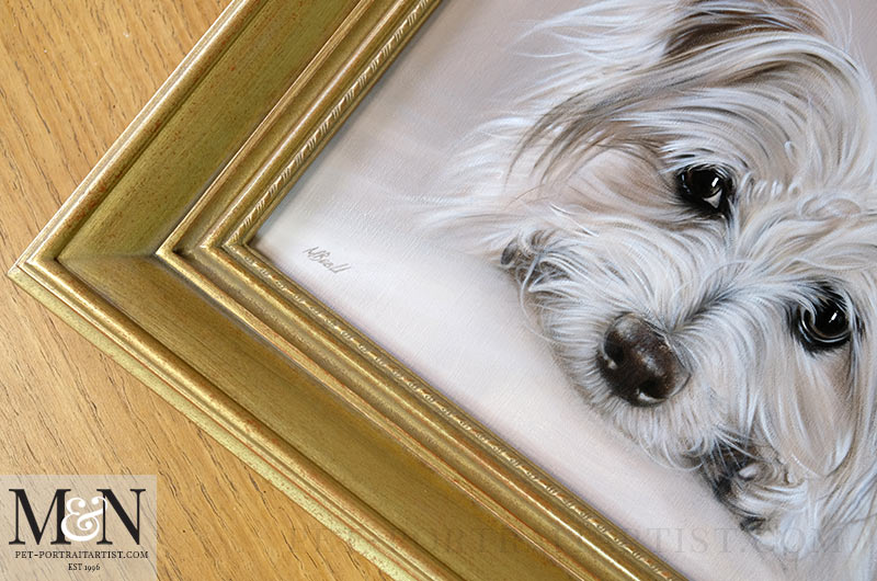 Framed Portrait