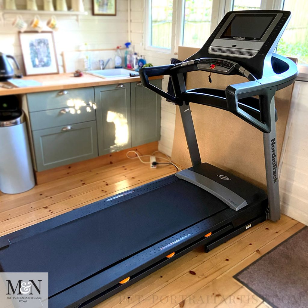 Our New Treadmill