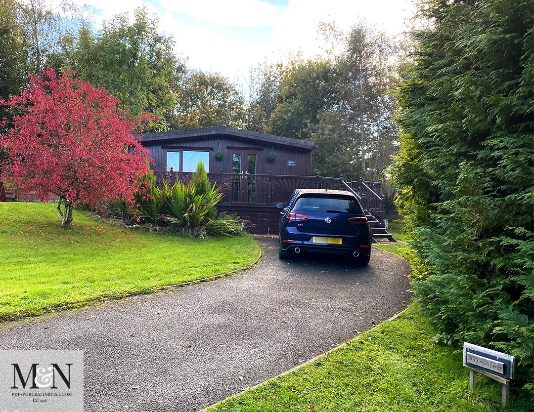 Powys Cabin