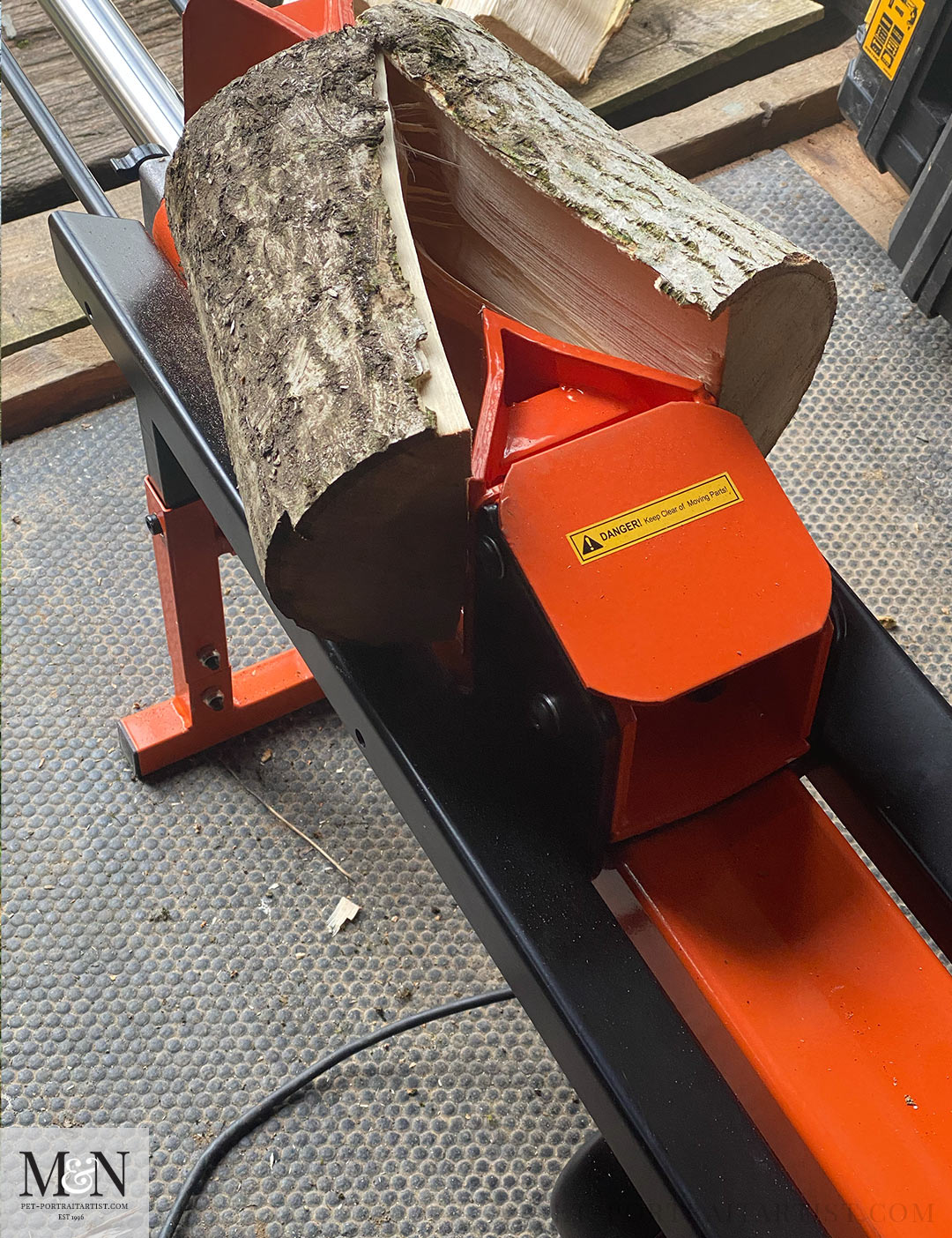 Log Spliter